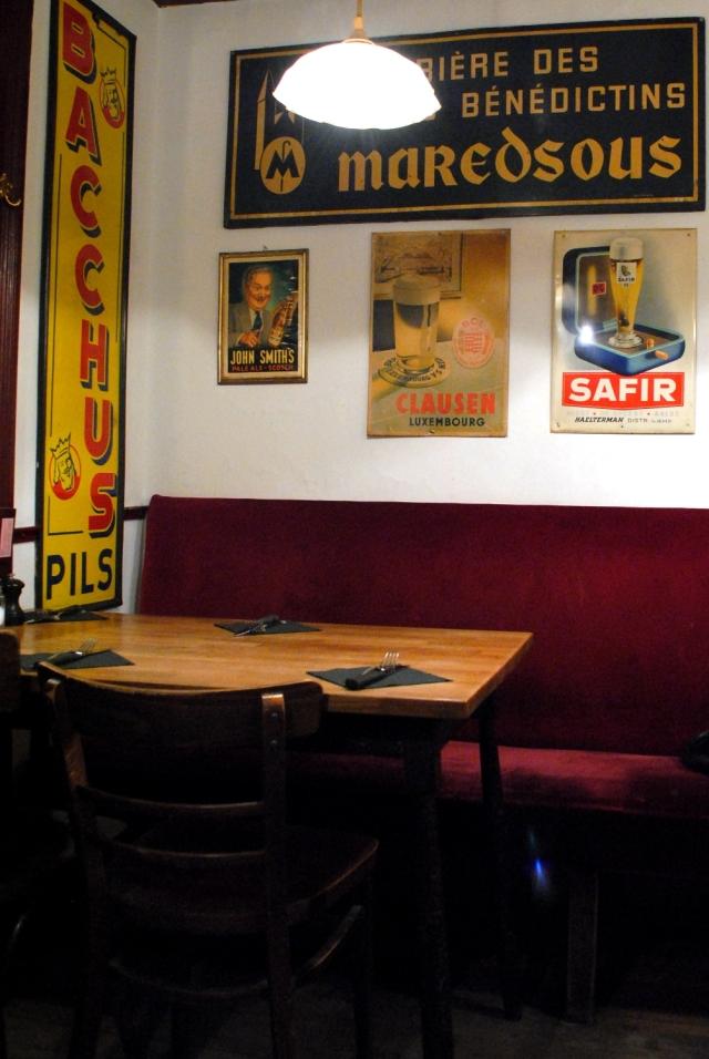 Manger a Bruxelles - Les Brassins 02