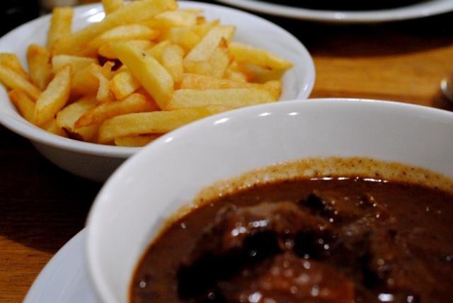 Manger a Bruxelles - Les Brassins 06