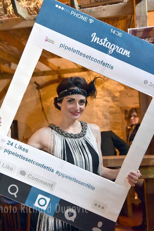 Photobooth instagram