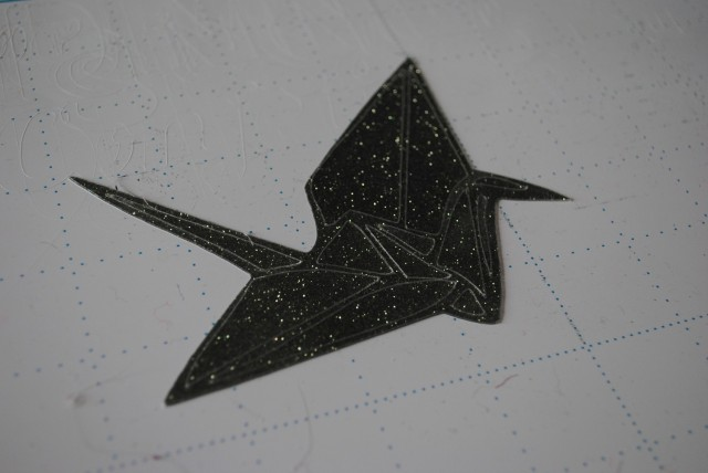 Scan n cut - grue origami 04