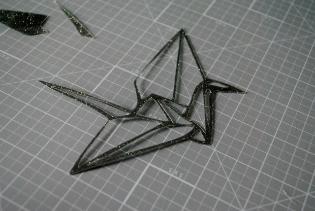 Scan n cut - grue origami 05