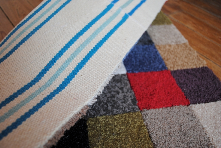 DIY tapis multicolore 04