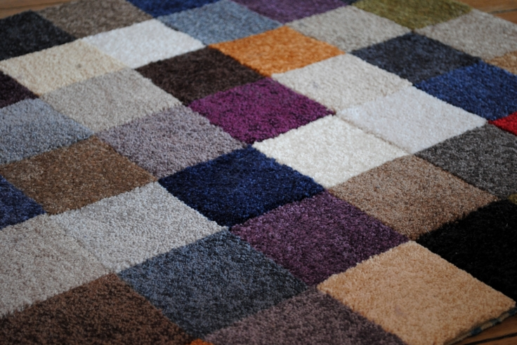 DIY tapis multicolore 06