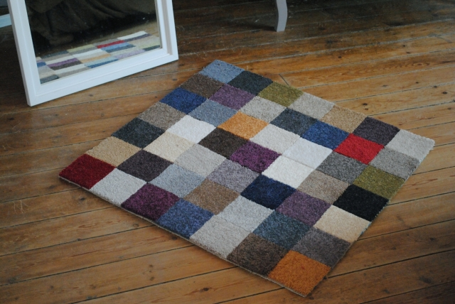 rainbow carpet mmaxine blog diy d co et lifestyle. Black Bedroom Furniture Sets. Home Design Ideas