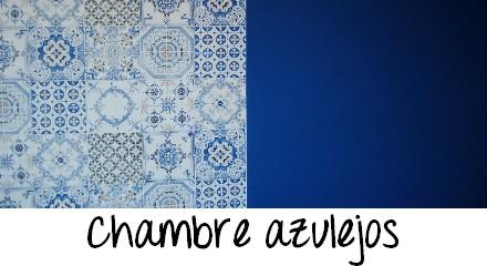 vedette_Papier peint azulejos