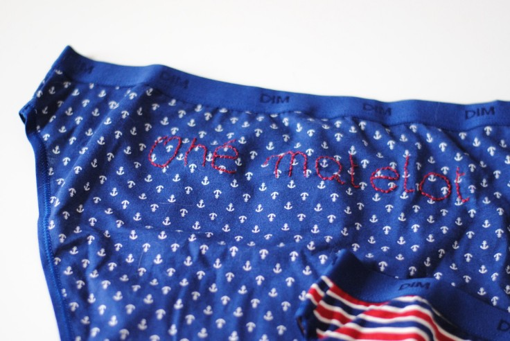 DIY - customisation culottes pocket Dim 05