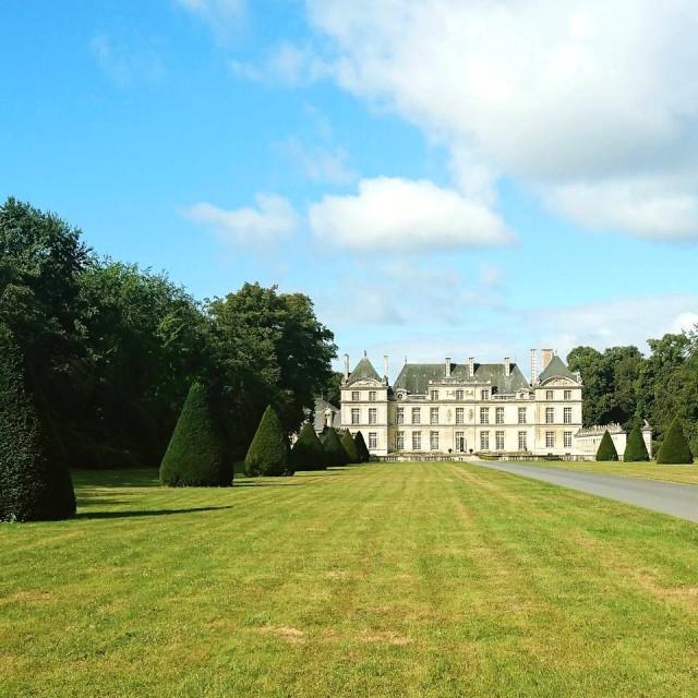 Visite Chateau de Raray 01