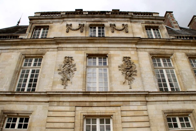 Visite Chateau de Raray 02