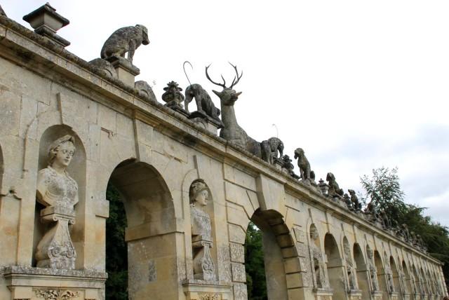 Visite Chateau de Raray 04