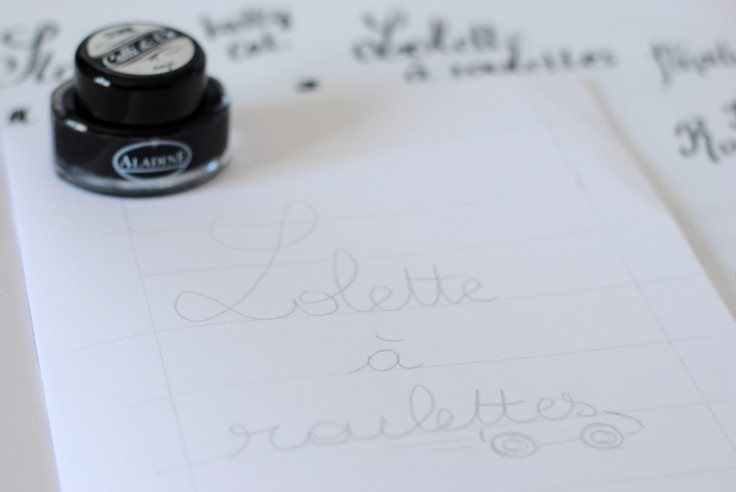 Calligraphie Aladine 04
