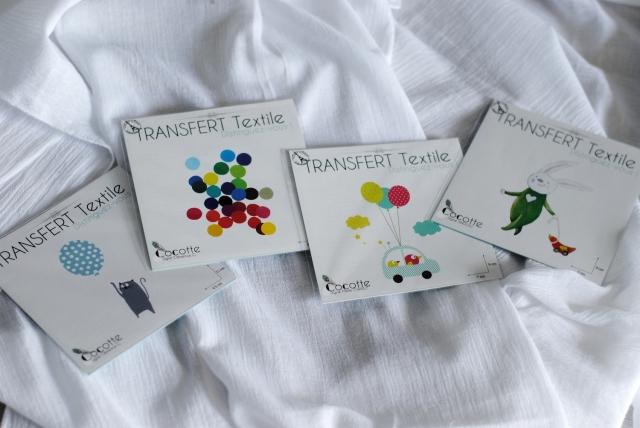 Transfert textile Cocotte 01