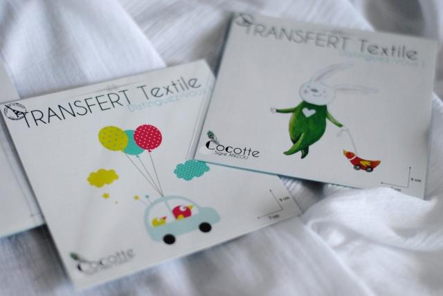 Transfert textile Cocotte 02