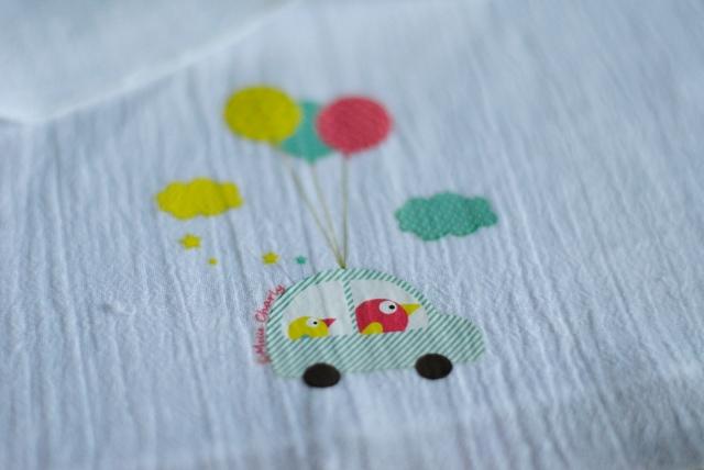 Transfert textile Cocotte 08
