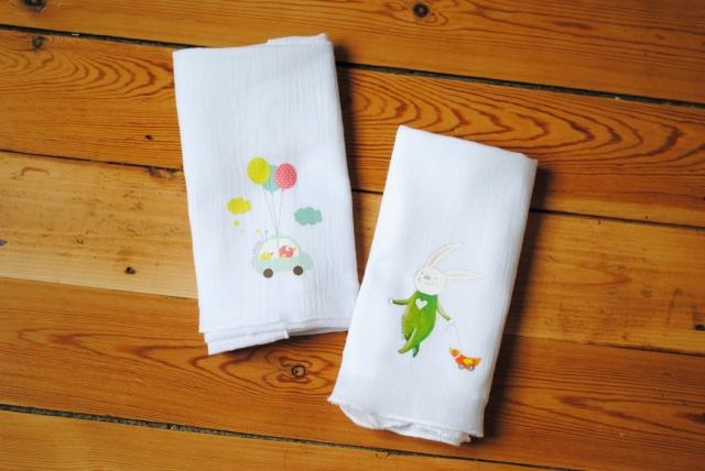 Transfert textile Cocotte 09