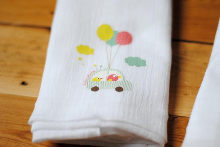 Transfert textile Cocotte 11