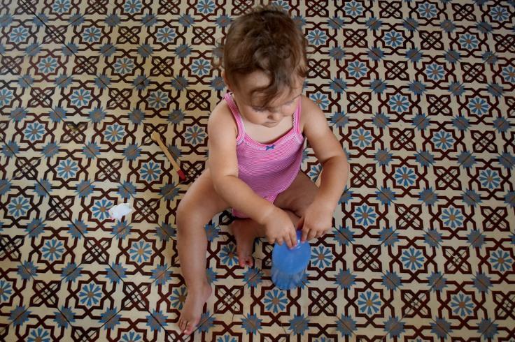 Eau nettoyante bébé fait maison 06