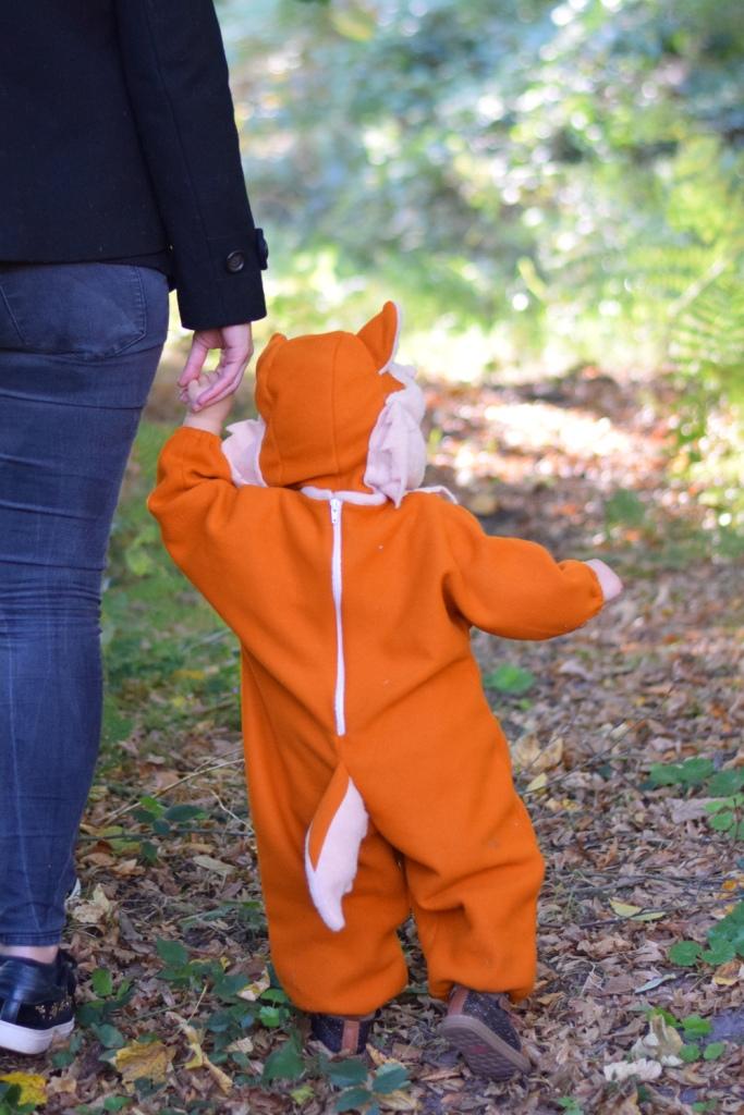 Deguisement ecureuil bebe halloween 07
