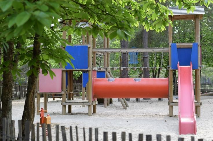 Activites Center Parcs Hauts de Bruyeres parc pour enfants