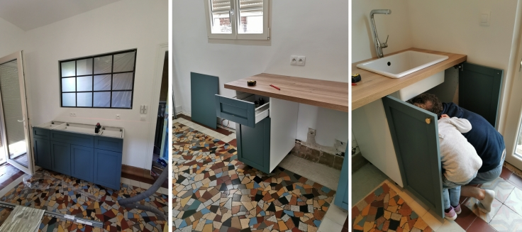 Renovation cuisine ancienne meuble ikea plum kitchen 02